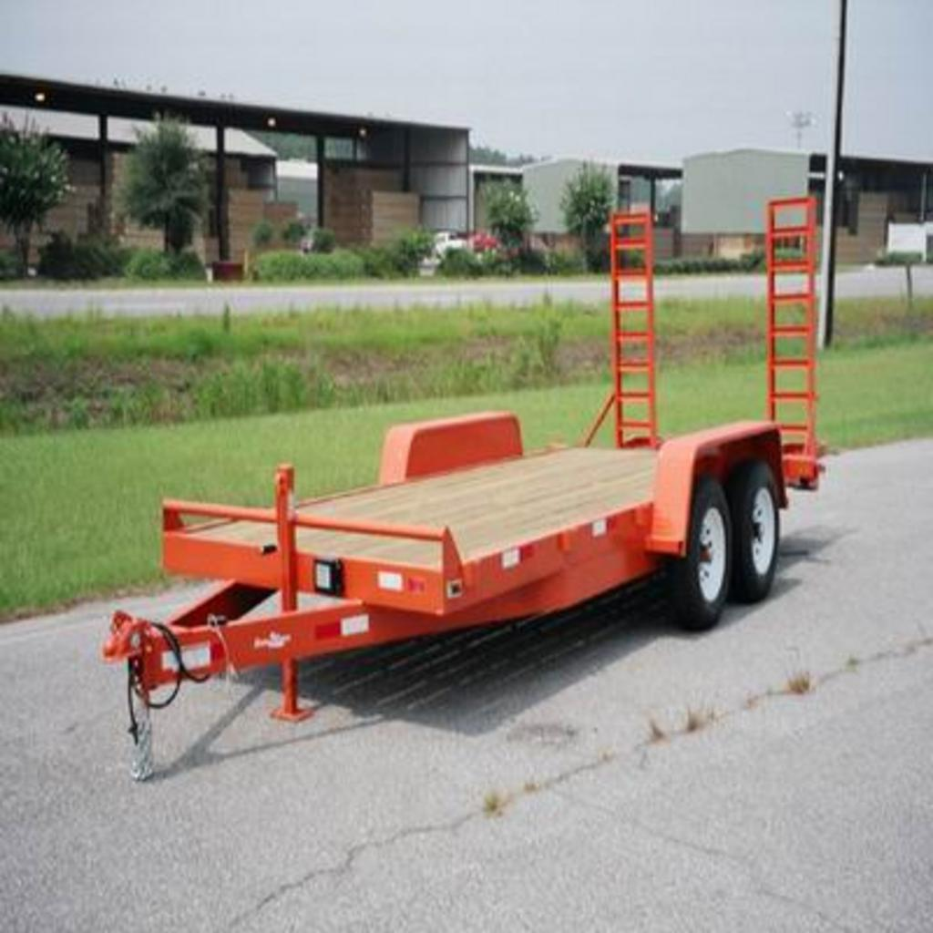 18fteq07k - 2017 equipment trailer 18 ft 07k equipment trailer ...