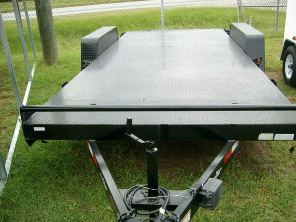 18sch07k - 2017 carhauler trailers 18 ft steel carhauler | Best ...