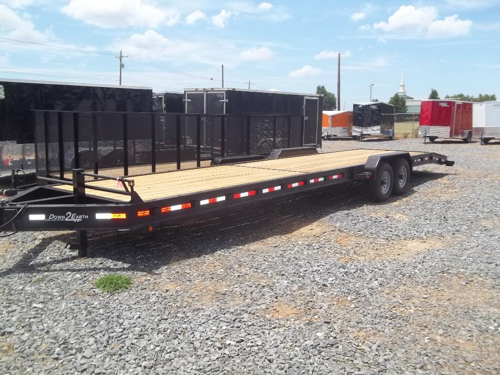 2CAR34 - 2017 carhauler trailers 2 car 34 ft | Best Trailers ...