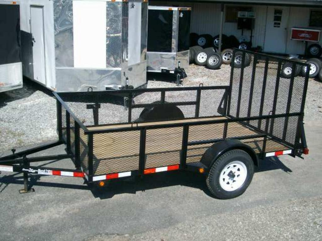 6x10hs - 2017 utility trailers 6 x 10 high side | Best Trailers ...