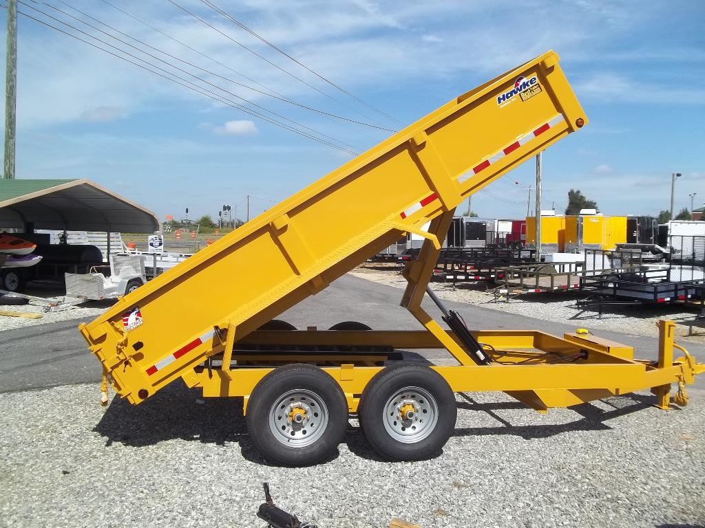 7x14HH - 2018 dump trailer 7x 14 14k | Best Trailers | Used Cars ...