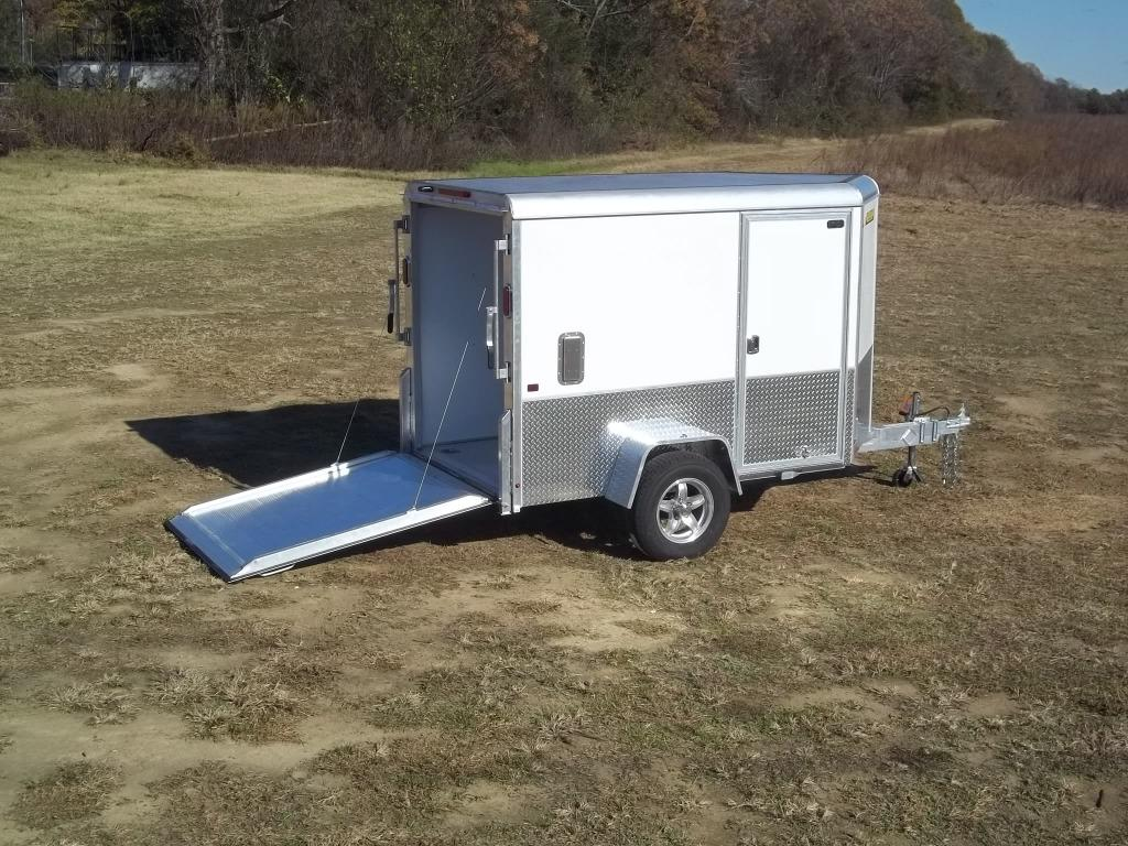 Best Enclosed Trailer 2021 2021 aluma enclosed ae58m   AE58M   Best Trailers   Used Cars For