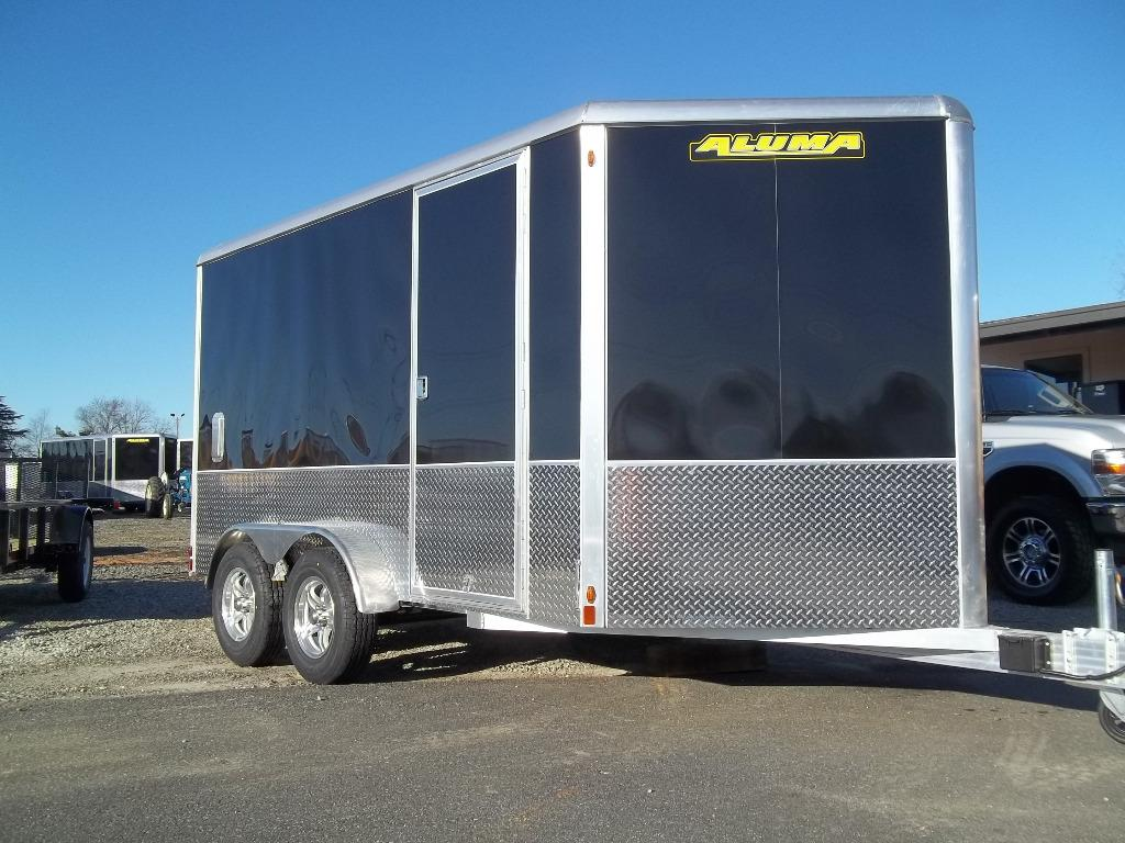AE712TAM - 2018 aluma enclosed ae712tam | Best Trailers | Used ...