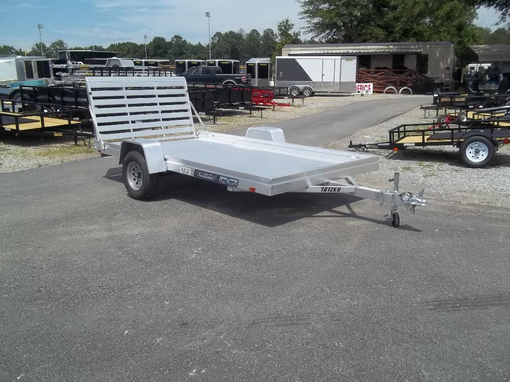 edge7812 - 2018 aluma trailers 7812 ES | Best Trailers | Used Cars ...